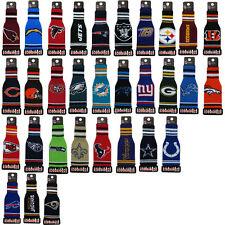 Brand New NFL All Team Soda Can Bottle Beer Holder Cover Krazy Kover