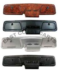 YAMAHA G2/G9 Golf Cart Dash Cover Woodgrain, Carbon Fiber, Titanium, Black