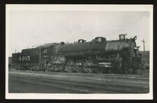 USA Railways Frisco locomotive 4405 RP PPC