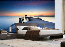 Clarified Ripe Sea 3D Full Wall Mural Photo Wallpaper Printing Home Kids Decor