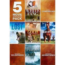 NEW 5-Movie Adventure Pack ~  DVD