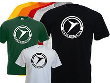 T-shirt MESSERSCHMITT, aviation, pilote, aéronautique, S, M, L, XL  NEUF, NEW