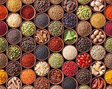 MA'S Top Quality Spices (Pepper Cone/Cumin/Coriander/Fenugreek & Many More