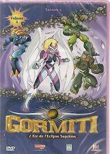 "DVD ""GORMITI"" SAISON 2 VOL.4 - NEUF SOUS BLISTER"