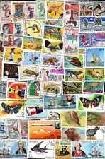 MADAGASCAR collections de 50 à 1000 timbres différents