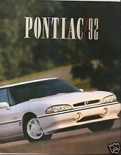 1999 Ponitac GM Buy Power   Dealer Brochure