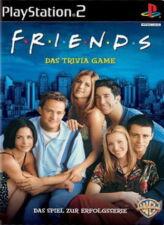 Friends: le trivia game pour ps2 * top * (avec emballage d'origine)