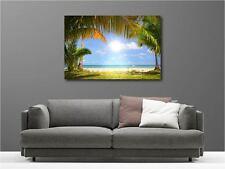 Quadro dipinti decocrazione in kit Spiaggia sole ref 59404804