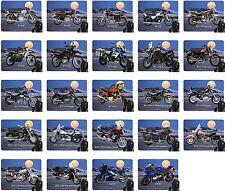 Mousepad con Moto motivo: Yamaha Modelli Tappetino mouse Bici Motociclista Parte