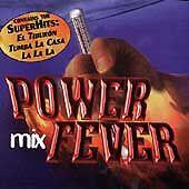 Power Mix Fever (CD 1997) Paradisio Sande Sancocho La Banda Loca Uno Tibur¢n