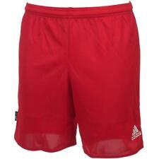 shorts da calcio Adidas Parma Rosso calcio shorts rosso 10482 - Nuovo