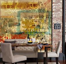 3D Old Newspaper Painting 331 Wall Paper Wall Print Decal Wall AJ WALLPAPER CA