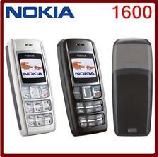 Nokia 1600 mobile phone Dualband Classic GSM GSM 900 / 1800 Cheap Cell Original