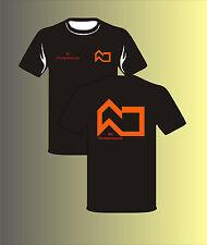 T-Shirt mit Dachdeckerzeichen / Dachdecker T -Shirt /  Dachdeckerdruck