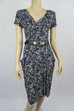 Crossroads Ladies Cowl Neck Dress sizes XSmall 2XL Colour Print Monotone