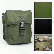 New REGULAR MOLLE BELT UTILITY POUCH Airsoft Assault Vest Pouches -Colour Option