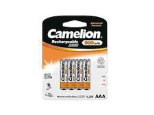 8 x Camelion AAA Micro Akkus HR03 600mAh Telefon NiMH Accus 1,2 V im Blister