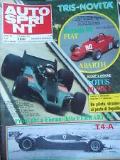 Autosprint 23 1979 Servizio fotografico Gp Monaco