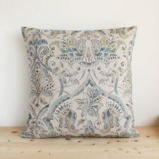 Art deco CUSHION COVER, Linen look, Made in UK #ADLI
