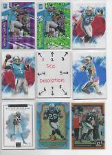 Carolina Panthers * Serial #'d Rookies Jerseys Autos * EVERY CARD IS A GOOD CARD