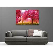 Tableaux toile déco rectangle arbre automne 95608351
