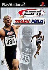 PlayStation2 : ESPN International Track & Field PS2 COM VideoGames