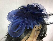 Ladies Beautiful Headband Detachable Fascinators Kids Florets Bow Various Colors
