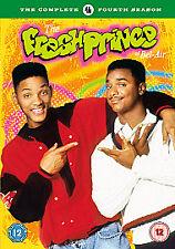 The Fresh Prince Of Bel Air Season 4 (DVD, 2007, 4-Disc Set)