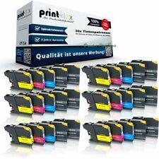 30 x Alternativa cartuchos de tinta para Brother LC-223 Conjunto De Colores