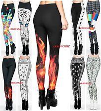 neuheit 3d bedruckt damenmode legging leggings fitnesshose verschiedene drucke