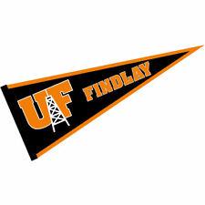"University of Findlay Oilers 12"" X 30"" College Pennant"