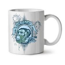 Funk Master Ape Vintage NEW White Tea Coffee Mug 11 oz | Wellcoda