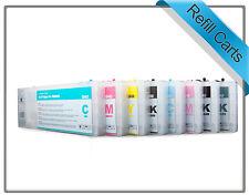Rihac Refillable Cartridges for Epson Stylus Pro 7600 9600 printers T5441 T5431