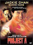 Jackie Chan's Project A DVD, Hoi-San Kwan, Hoi Sang Lee, Ng Long Cheung, Po Tai,