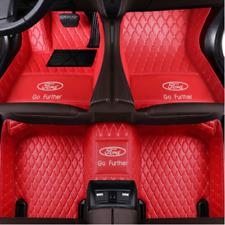 Ford C-Max Escape Edge EcoSport Explorer F-150 Focus Taurus Fusion Car floor mat