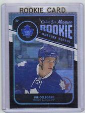 11-12 OPC Rainbow Black Joe Colborne Rookie Card RC #554 Mint Rare /100