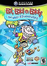 "Ed, Edd 'n Eddy The Mis-Edventures - Gamecube  No Instructions   ""E"""