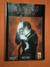 BLOOD-the last vampire-VOLUME UNICO-MANGA PANINI COMICS - benkyo tamaoki raro