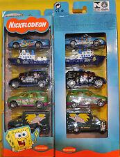 MATCHBOX NICKELODEAN 5 PACK CAR SET 91534 (NEW/SEALED/RARE)