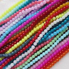 130 - 68 vibrant perles de verre belle 23 fruité couleurs en 6 8 12 cylindre vase
