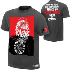 WWE AUTHENTIC SHEAMUS IRISH PROVERB BROGUE KICK T-SHIRT - BRAND NEW