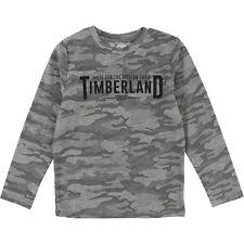 Timberland Camouflage Longsleeve Jaquard 116 128 134 140 146 152 158 164 170 176