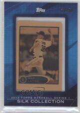 2012 Topps Framed Silk Collection #MALA Mat Latos San Diego Padres Baseball Card