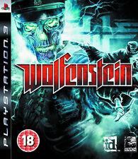 Wolfenstein PS3 *in Excellent Condition*