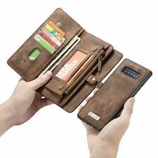 Purse Wristlet Phone case For Samsung Galaxy  S10 plus S10e coque Luxury Leat...