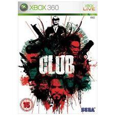 XBOX 360 - THE CLUB *Fast Free Post *PAL