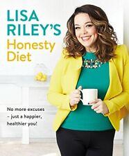 Lisa Riley's Honesty Diet: AS SEEN ON ITV'S SAVE MONEY: LOSE W... by Riley, Lisa
