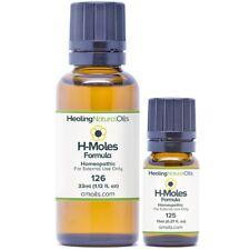 Healing Natural Oils H-Moles Formula