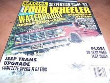Four Wheeler Magazine March 1993 Suspension Guide '93