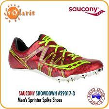 Saucony Men's SHOWDOWN Sprinter Racing Spike Track Shoes S29017-3